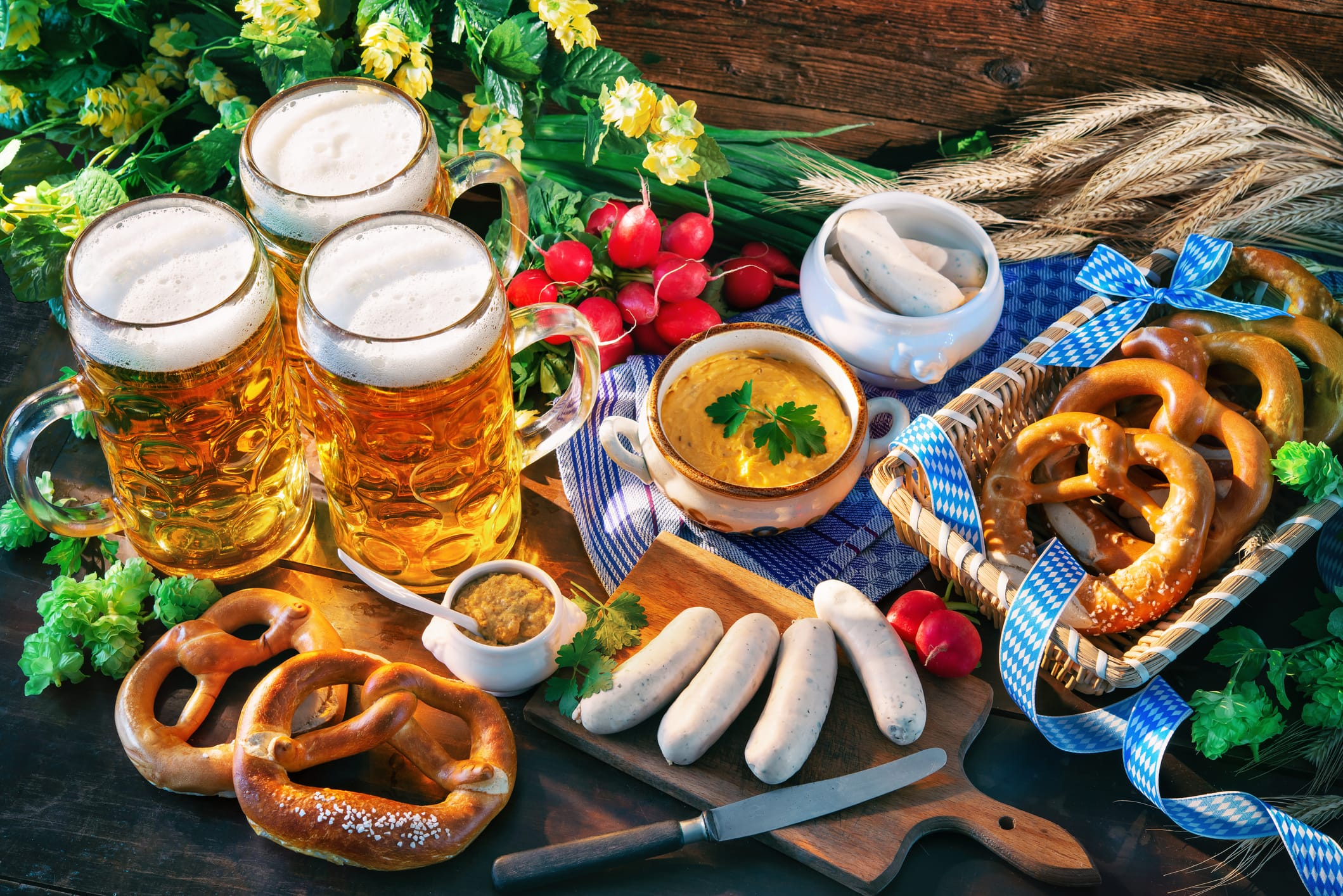 Get your lederhosen ready because Oktoberfest is nähe! We explore the top 5 Oktoberfests for sipping on beer steins in the United States.